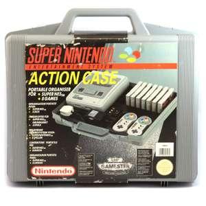 Original Action Case / Koffer / Portable Organiser [Nintendo]