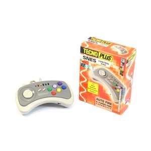 Controller / Pad mit Turbo #grau Control Pad TP 517 [Tecno Plus]