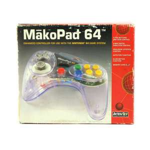 Controller / Pad mit Slowmotion #transparent MakoPad 64 [Interact]