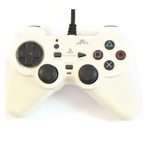 Wired Controller / Pad mit Turbo #weiß Analog Rensya Pad [Fujiwork]