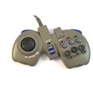 Controller / Pad mit Slowmotion #grau SS JoyPad DX SS-231 [Vic Tokai]