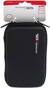 3DS XL Tasche / Carry Case / Travel Bag / Hard Case #schwarz [Hori]