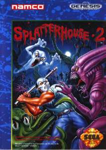 Splatterhouse 2