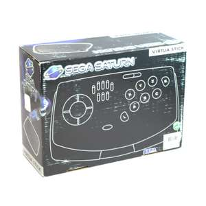 Original Virtua Stick #schwarz [Sega]