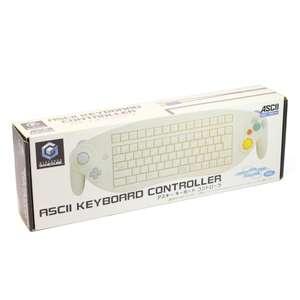 Original Nintendo Controller ASCII Keyboard