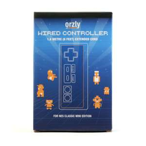 Classic Edition Wired Controller / Pad #grau [orzly]