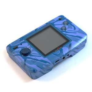 Konsole #camouflage blue