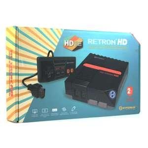 RetroN 1 HD Konsole #schwarz [Hyperkin]