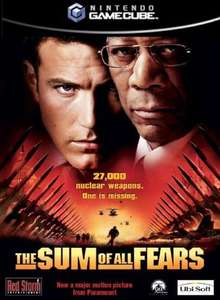 Der Anschlag / The Sum of all Fears