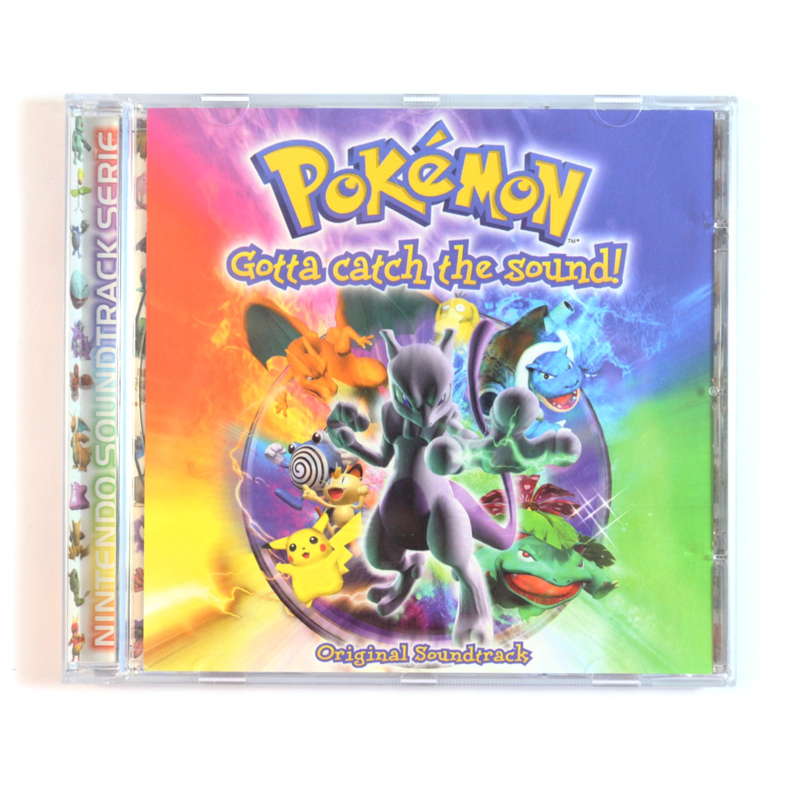 Soundtrack: Pokemon - Gotta Catch the Sound