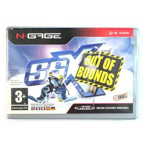 Gage - SSX: Out of Bounds