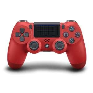 Original Wireless DualShock 4 Controller #Magma Red / rot V2 [Sony]