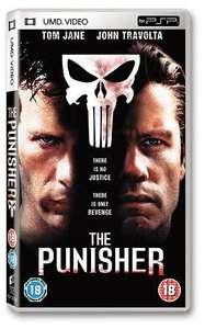 UMD Video - The Punisher