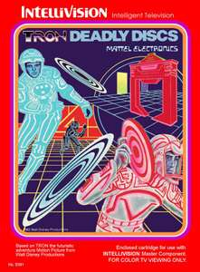 Tron: Deadly Discs