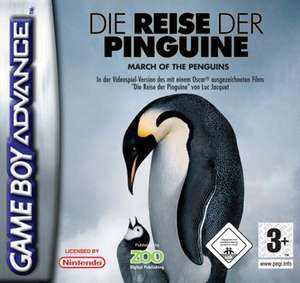 Die Reise der Pinguine / March of The Penguins