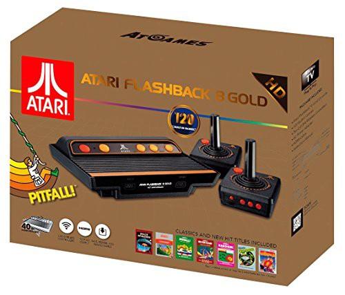 Flashback 8 Gold Classic Game HD Konsole + 120 Spiele