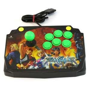 Arcade / Fighting Stick #Soul Calibur II [Hori]
