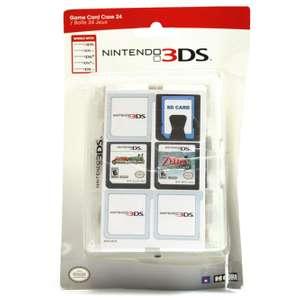 Game Cases 24 #transparent [HORI]