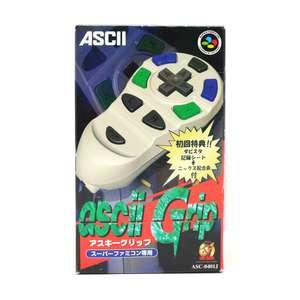 Controller / Pad Grip Gamepad ASC-0401J #grau [Ascii]