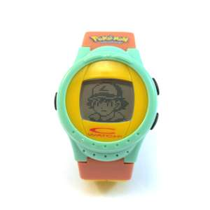 Pokemon C-Watch / Armbanduhr #Squirtle Edition [Trendmasters]