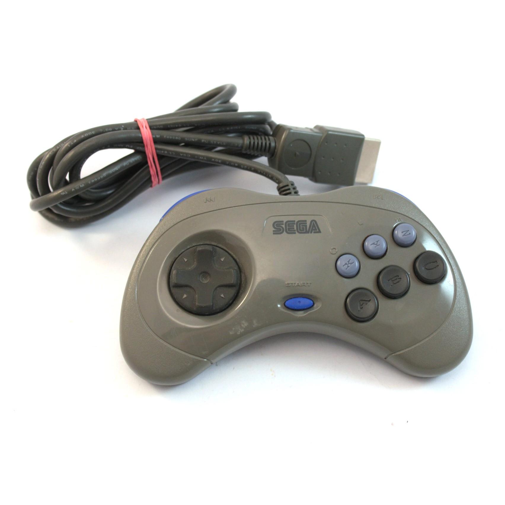 Original Controller / Control Pad HSS-0101 #grau [Sega]
