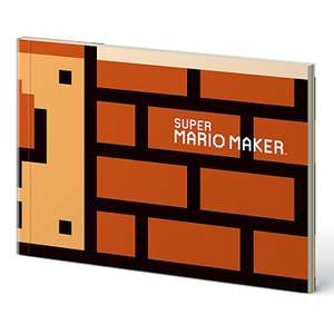 Artbook: Super Mario Maker