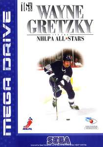Wayne Gretzky and the NHLPA All Stars
