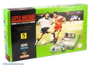 Konsole #FIFA Soccer Set + Spiel + Original Controller + Zubehör