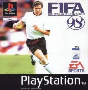 FIFA: Die WM Qualifikation 98
