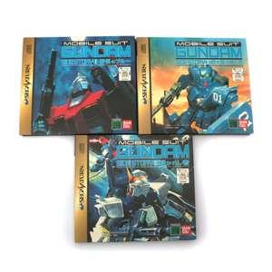 Mobile Suit Gundam Sidestory 1-3