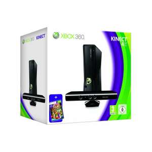 Konsole Slim 4GB #Kinect Adventures Edition