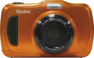 Outdoor Kamera 20 Megapixel Sportsline 100 #orange [Rollei]