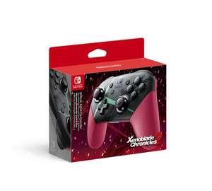 Original Pro Controller #Xenoblade Chronicles 2 Edition [Nintendo]