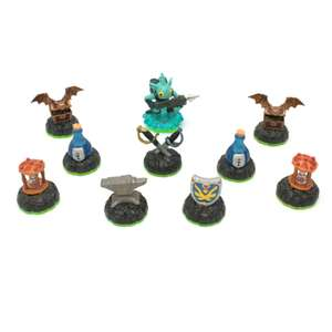 Set 16: Spyro's Adventure 10 div. Figuren