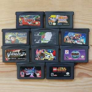 10 GameBoy Spiele zum TOP Preis! - GBA 301
