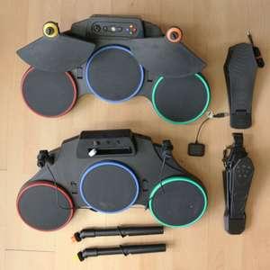 DK 346: Drumsets Microsoft XBox Nintendo Wii