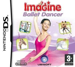Imagine: Ballet Dancer