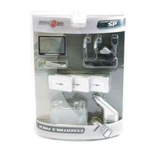 SP Zubehörset: Kopfhörer + Auto Adapter + Displayfolie + Handy Grip + 3 Cases [PlayOn]