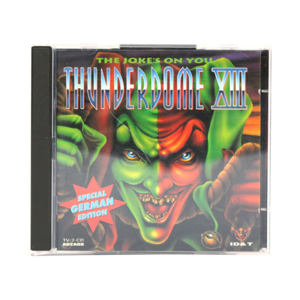 Audio CD: Thunderdome XIII / 13