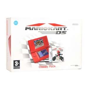 Konsole #Classic Pack: Mario Kart DS + Spiel + Netzteil