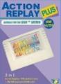 Action Replay Plus + 4 MB Ram Expansion + Import Adapter