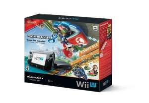 Konsole 32 GB #Mario Kart 8 Deluxe Set + Nintendo Land