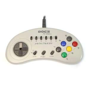 Controller / Pad mit Turbo #grau Hi Tech [Doc's]