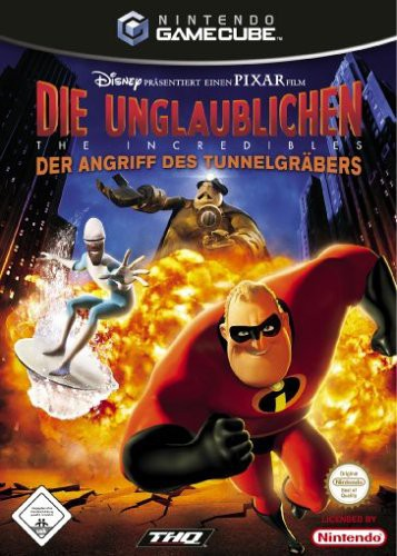 Die Unglaublichen: Angriff des Tunnelgräbers / The Incredibles: Rise of the Underminer