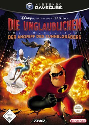 Die Unglaublichen / The Incredibles: Angriff des Tunnelgräbers