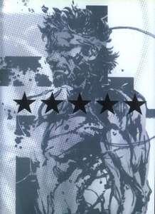 Metal Gear Saga Volume 1