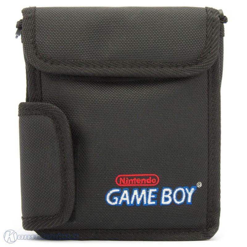 Original Tasche / Carry Case / Travel Bag #schwarz [Nintendo]