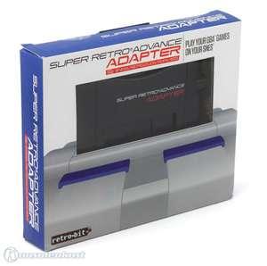 Super Retro Advance Adapter [RETROBIT]