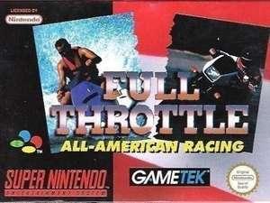 Full Throttle All-American Racing