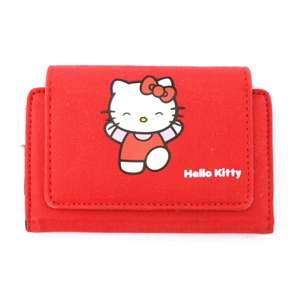 Original Hello Kitty Geldbörse / Portemonnaie [Hello Kitty]